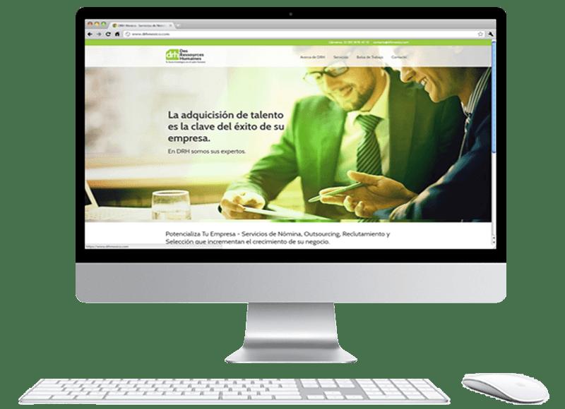 Diseño de paginas web en Mexico
